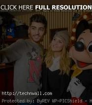 """One Direction"" Star Zayn Malik Have fun at Disneyland | latest celebrity news | Scoop.it"