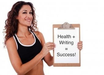 A Healthy Body Makes For A Better Author - Paul Dorset | Writers Unite | Scoop.it