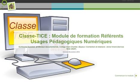 Avez-vous les compétences pertinentes en TICE pour votre pratique de classe | | Numérique & pédagogie | Scoop.it