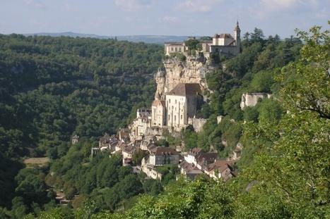 Un village d'histoire : Rocamadour | Revue de Web par ClC | Scoop.it