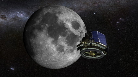 Moon Express Unveils Private Lunar Lander (Images) | The NewSpace Daily | Scoop.it