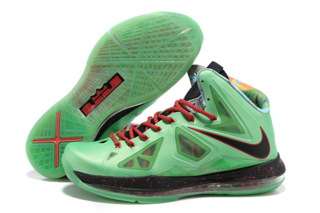 LeBron James 10 Cutting Jade China Green Black Red - Lebron 10 Jade China For Sale | 2012 Fashion Moncler Womens Jackets | Scoop.it