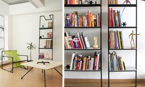 L'open-source, un nouveau modèle pour l'industrie du meuble ? ‹ Esprit meuble la mag | L'Etablisienne, un atelier pour créer, fabriquer, rénover, personnaliser... | Scoop.it