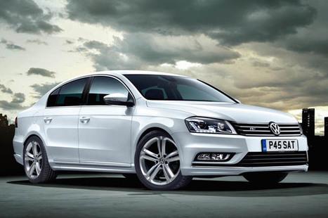 Volkswagen Passat R-line revealed | Carros | Scoop.it