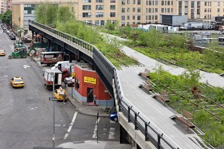 In the Shadows of the High Line | Geography 400 | Scoop.it