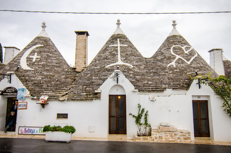 Landscape of conical trulli, Alberobello - The Travelling Editor | Puglia - simple tourism | Scoop.it