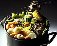 Pot au feu au maïs et radis noir   Radis noir... cuit !   Scoop.it