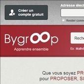 Site Web Bygroop | Agence web O2 Graphics | Scoop.it