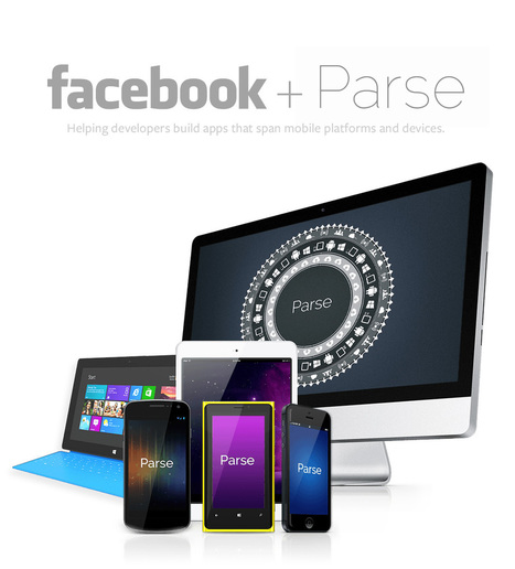 Facebook purchases Parse to promote mobile app development - CNET | Transmedia | Scoop.it
