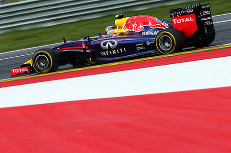 Red Bull rules out building own Formula 1 engine - F1 news ... | formulaone followers | Scoop.it