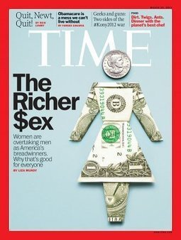 The richer sex (ismen) | A Voice of Our Own | Scoop.it
