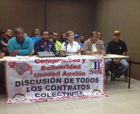 Mujeres fuerzan su espacio en sindicalismo latinoamericano - IPS ipsnoticias.net   Comunicando en igualdad   Scoop.it