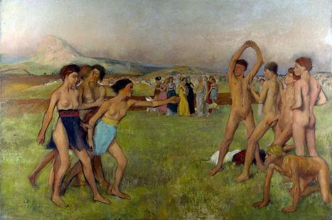 ¡Tranquilo, yo te cubro la espalda! Notas sobre la homosexualidad y la educación en la antigua Esparta | LVDVS CHIRONIS 3.0 | Scoop.it