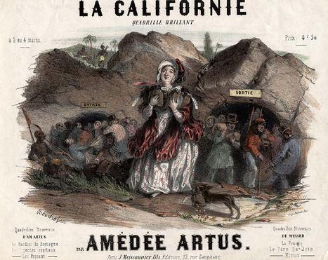 "California State Library - ""CALIFORNIA AS WE SAW IT"": EXPLORING THE CALIFORNIA GOLD RUSH | California Gold Rush | Scoop.it"