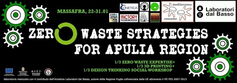 Laboratorio dal Basso Zero Waste Strategies for apulia region | Conetica | Scoop.it