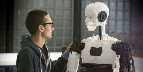 Un MS pour créer des robots toujours plus performants | Une nouvelle civilisation de Robots | Scoop.it