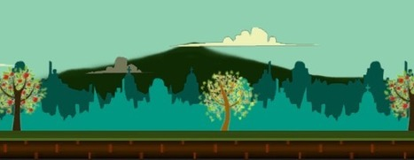 Galawana Studio » Unity3D : Simple Parallax Scrolling | Depth and Parallax in games | Scoop.it