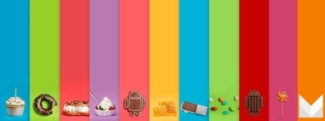 Android M vs Android Lollipop: A visual comparison   News we like   Scoop.it