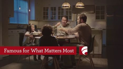 Gay Dads Serve Family Dinner In New Famous Footwear Ad | Gay Family | Scoop.it