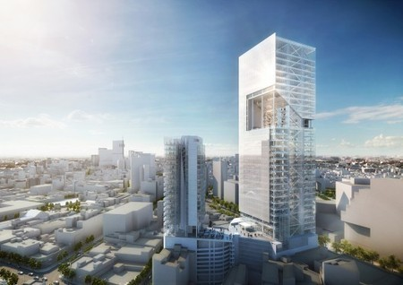 Richard Meier Unveils 180-Meter Tower Development in Mexico | sustainable architecture | Scoop.it