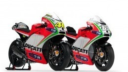 Online unveiling for Ducati Desmosedici GP12 | MotoGP World | Scoop.it