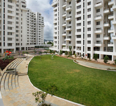 2 and 3 BHK Flats in Baner Pune   Teerth Towers Pune   Scoop.it