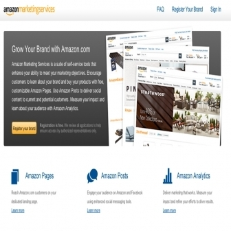 Amazon Launches Brand Pages | Buy Local, Go Local, Grow Local | Scoop.it