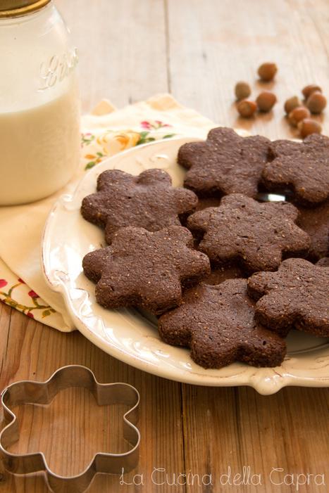 Biscotti al cacao e nocciole e autoproduzione del latte di nocciole | Alimentazione e cucina veg, ricette e consigli pratici | Scoop.it