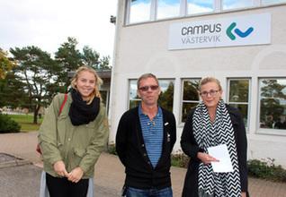 Länstidningen Norr/Västerviks-Posten - Campus Västervik lyfts fram i riksdagen | Nitus - Nätverket för kommunala lärcentra | Scoop.it