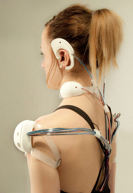 ling QL explores wearable technology with reality mediators | lucileee* | Scoop.it