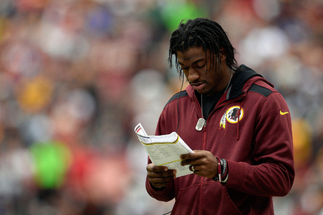 Robert Griffin III takes to Facebook to respond at length to hiscritics | Audibles - SI.com | Sports Ethics: Palmer-Scott, P. Coaching Dilemmas. | Scoop.it