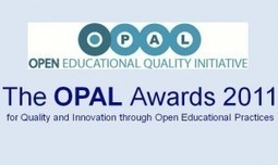 OPAL | Open Educational Quality Initiative | Adaptive Postsecondary Learning | Scoop.it
