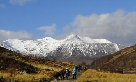 Scottish tourism chiefs claim poor mobile signal is GOOD news | Tourism | Scoop.it