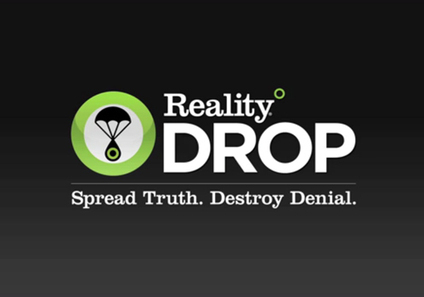 Reality Drop: A New Way to Fight Climate Denial   EcoWatch   Scoop.it
