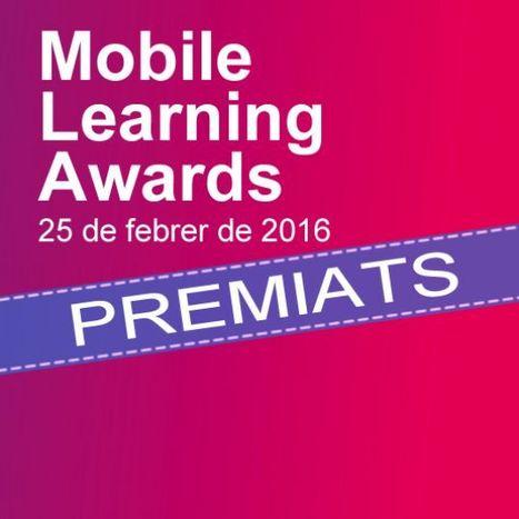 Escoles i experiències premiades al Mobile Learning Awards 2016 | TAC a les aules | Scoop.it