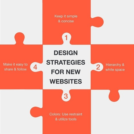 8 Basic #Design Tips for New #Websites | SEO | Scoop.it