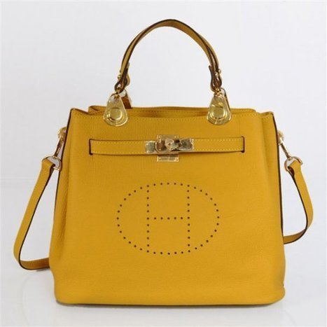 Best Seller Hermes Kelly 33cm Togo Leather Sac Yellow 1688 | Louis Vuitton Outlet Store Italy | Scoop.it