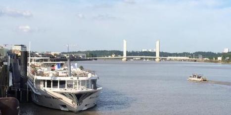 Bordeaux : la marée montante des croisières fluviales | Bordeaux, la vie du fleuve | Scoop.it