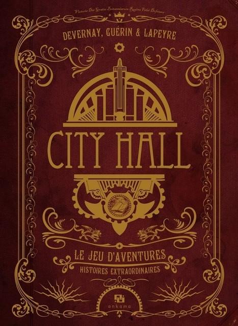 City Hall – Le Jeu de rôle adapté du manga | Jeux de Rôle | Scoop.it