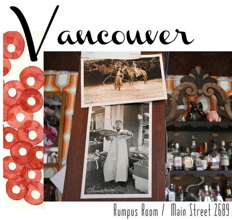 Manger à Vancouver: tour culinaire Canada meilleurs restaurants photos   Voyage   Scoop.it