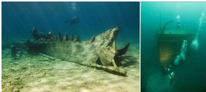 Top 5 Shallow Shipwrecks of Florida | Diving the Keys | Scoop.it