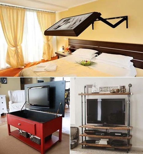 Ideas para colocar una tv de plasma en dormitor - Decoracion dormitorio pequeno ...
