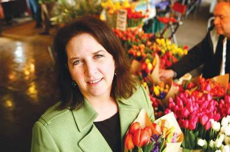 Author pushing for sustainable flowers - Bend Bulletin | Local Sustainability | Scoop.it