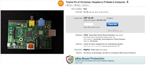 Twelve Pis of Christmas: the mods | Raspberry Pi | Scoop.it