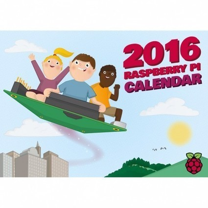 Raspberry Pi Calendar - Raspberry Pi | Raspberry Pi | Scoop.it