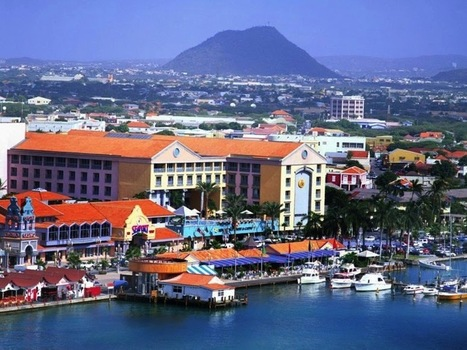 Beautiful Oranjestad city best place to travel | worlds beautiful place in world | Scoop.it