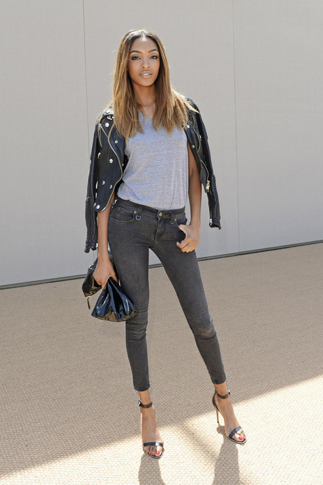 The Best Dressed Women at the London Men's Collections | Ladies Fashion | Scoop.it