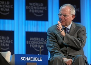 Euro-tsar to have veto powers on national budgets, Schaeuble says | Rethinking Europe | Scoop.it
