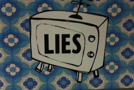 Fabricated Lies Are Easier To Remember Than Denying An Event Ever Occurred | Radio Show Contents | Scoop.it