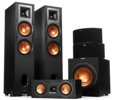 Klipsch Adds To It's Venerable Reference Line-Up | Home Theater Speakers | Scoop.it